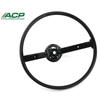 Click to view: 70-73 STEERING WHEEL, 2 SPOKE