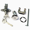 Click to view: 69-73 GLOVE BOX AND TRUNK LOCK SET